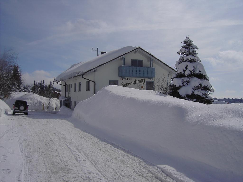 Haus Sonnenhang in Sankt Englmar
