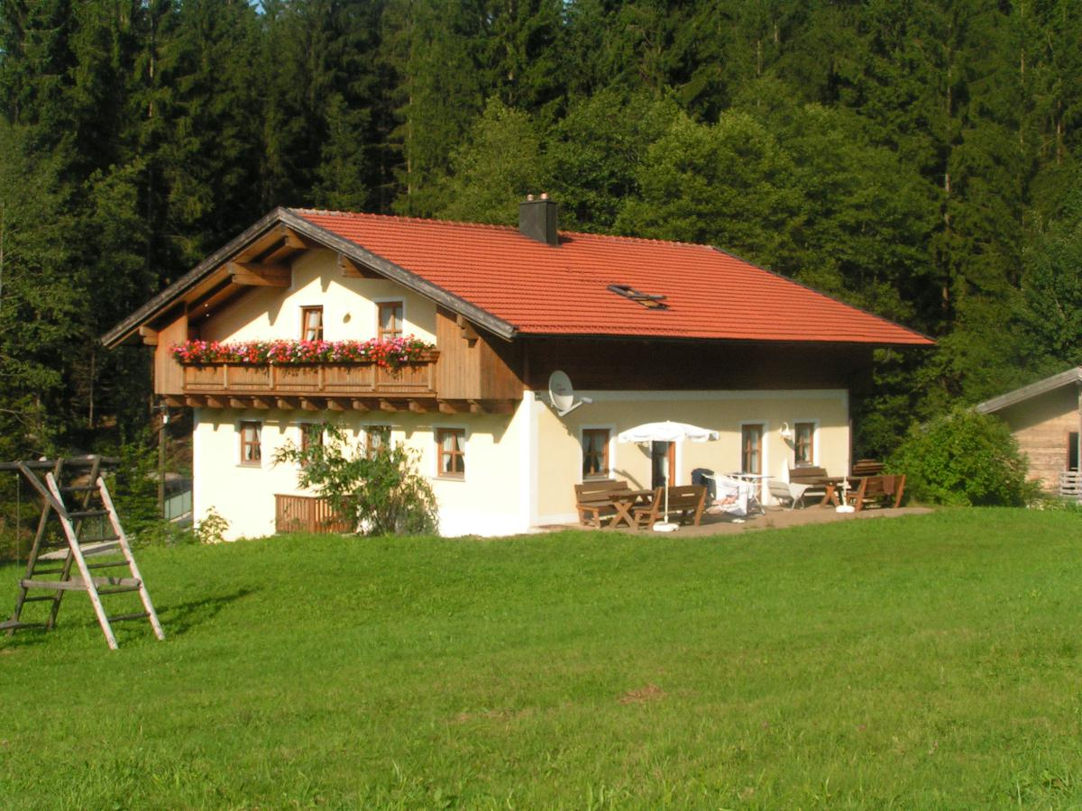 """Ferienhaus """"Hofmannsäge"""""""