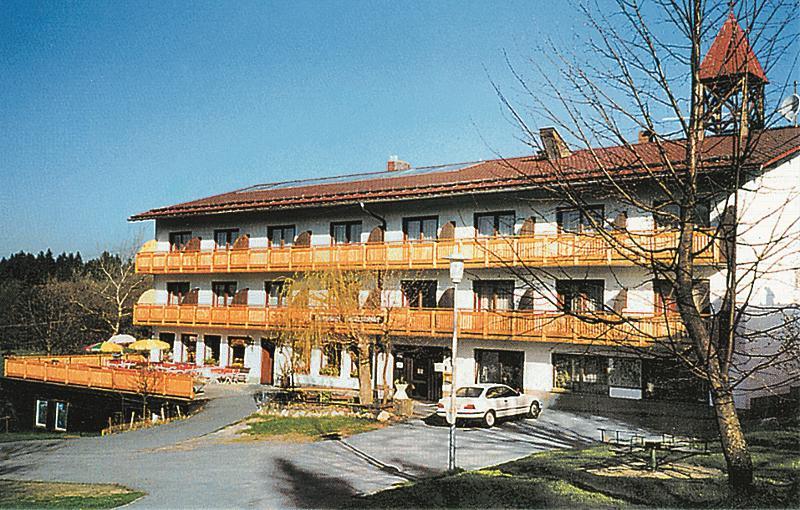 BergHotel garni Bernhardshöhe in Sankt Englmar