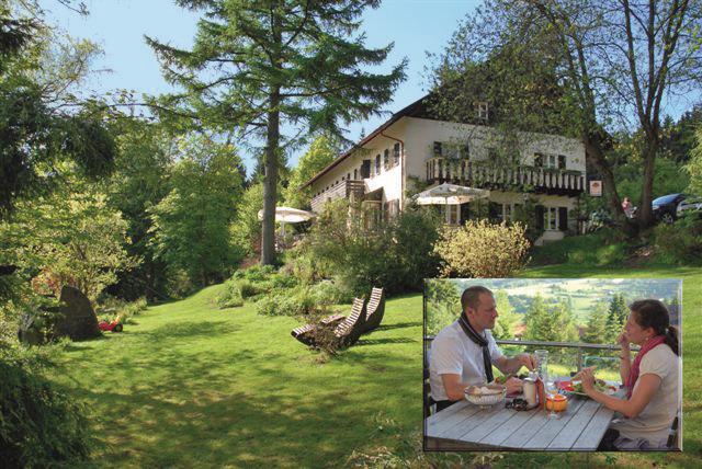 Restaurant-Pension Sonnenhügel in Sankt Englmar