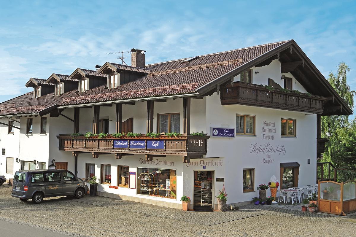 FeWo/Appartements Zum Dorfcafe in Sankt Englmar