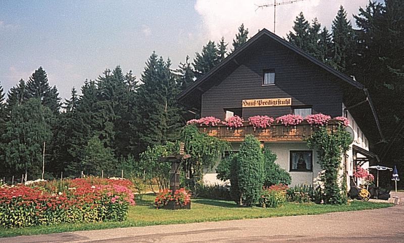 Haus Predigtstuhl in Sankt Englmar