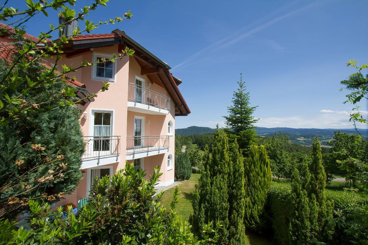 Ferienhaus Bergschlösschen in Rattiszell