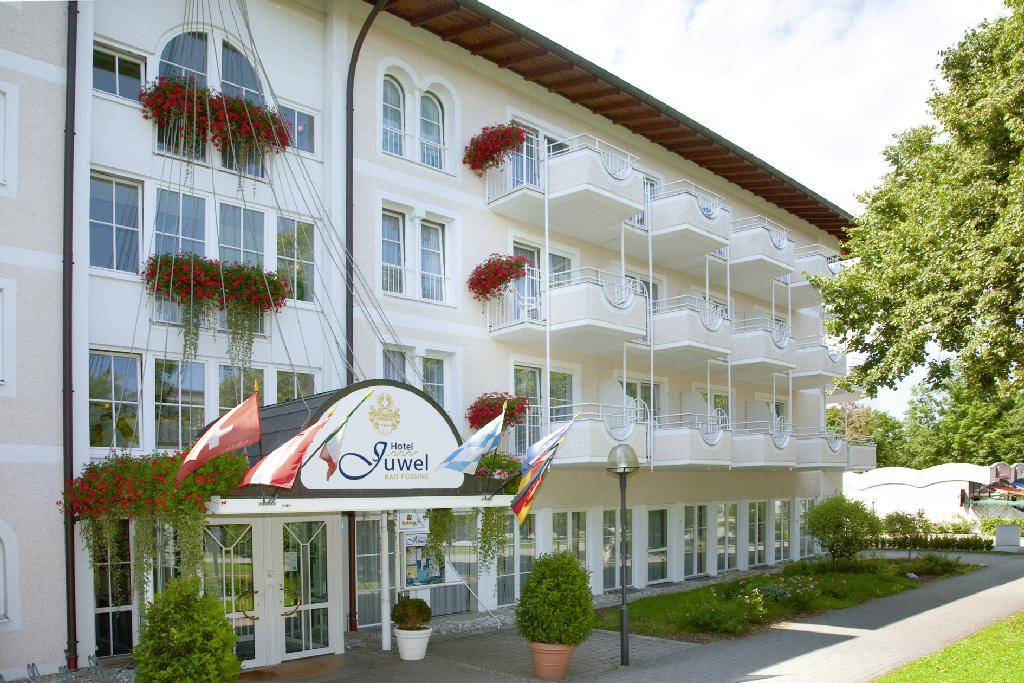 Hotel Juwel in Bad Füssing
