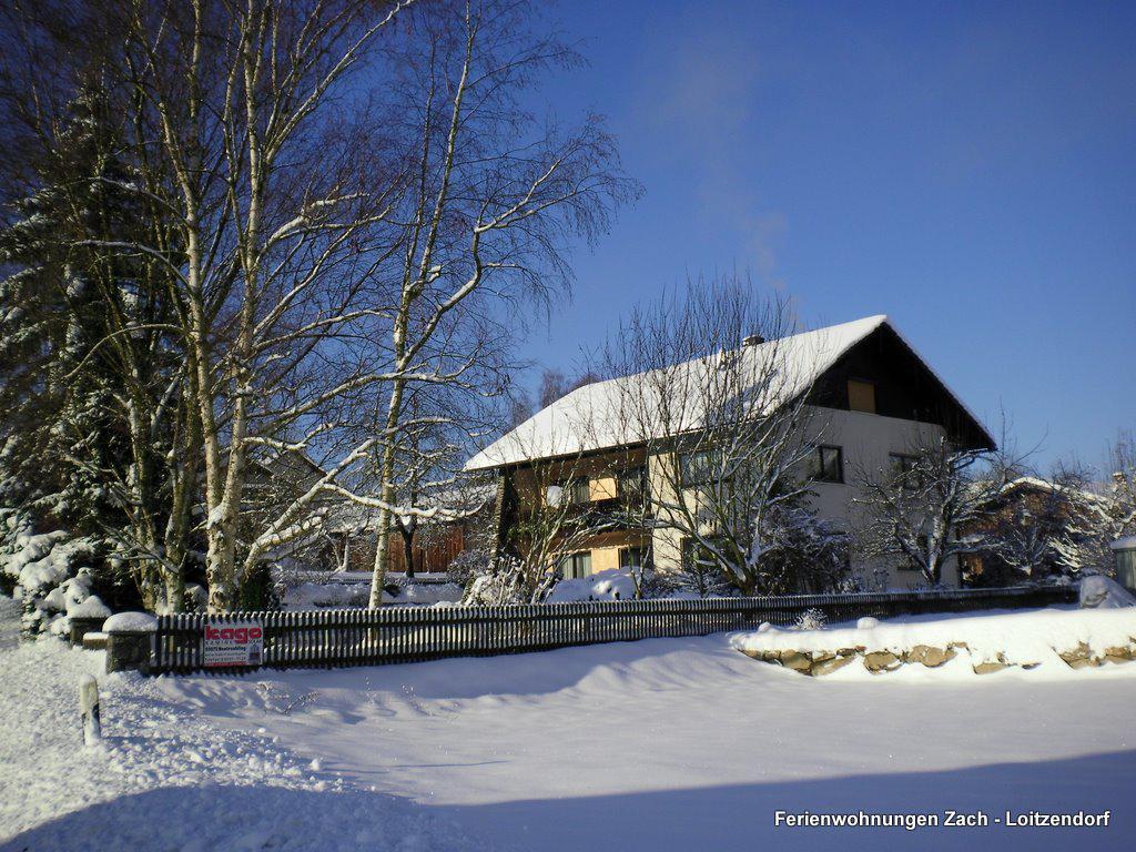 Ferienwohnungen Zach in Loitzendorf