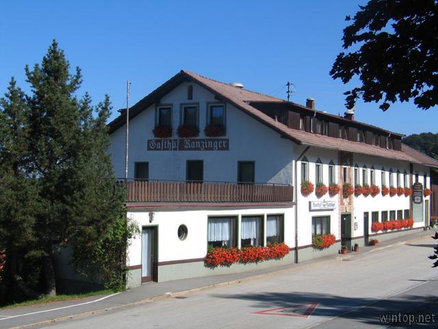 Panorama-Landgasthof Ranzinger in Schöfweg