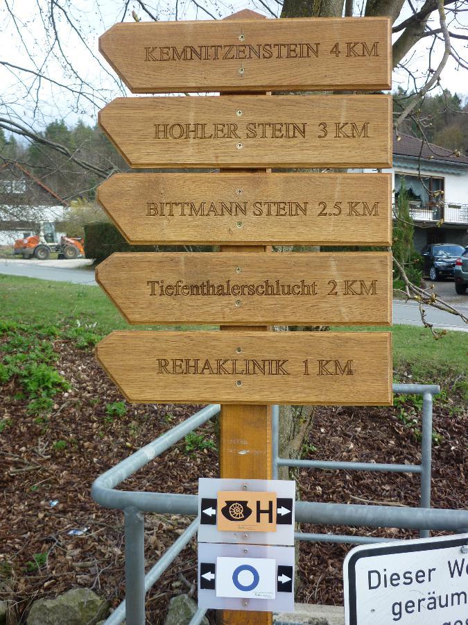 Landgasthof Zur Scheune in Bad Staffelstein OT Schwabthal