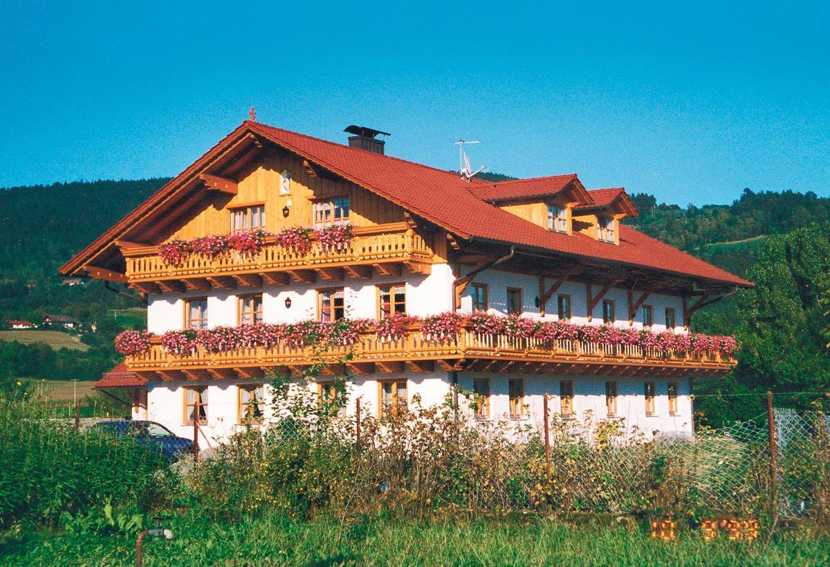 Ferienhof Fuchs in Neukirchen