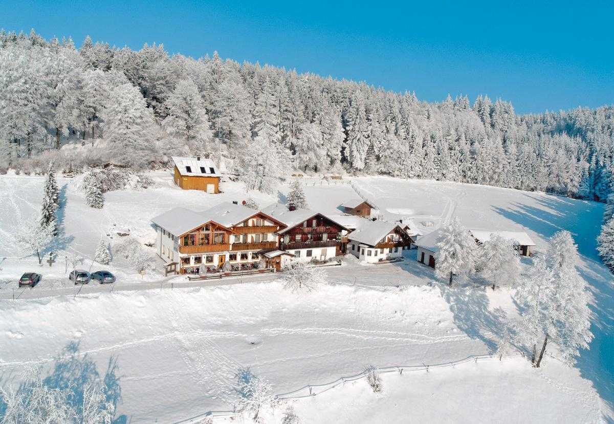 Berggasthof-Pension Seminar- und Tagungshaus Menauer in Schwarzach