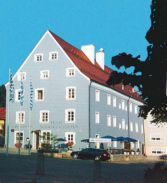 Hotel Schwarzacher Hof in Schwarzach