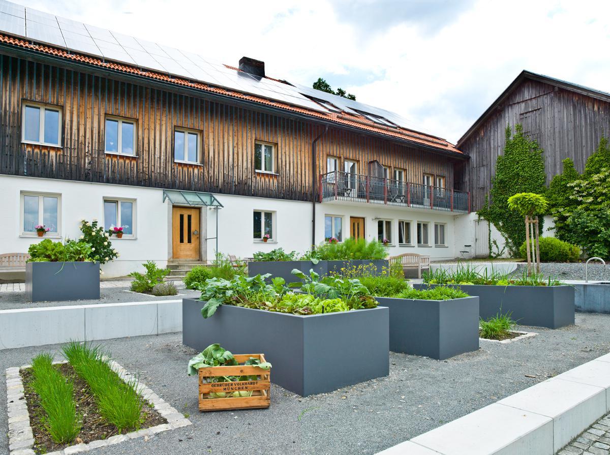 Biohotel Pausnhof in Sankt Oswald