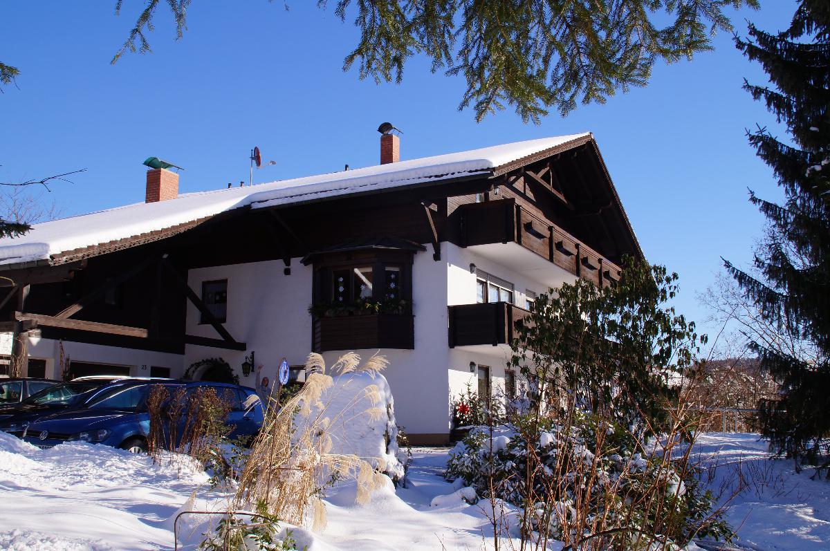 Gästehaus Brunner in Zwiesel