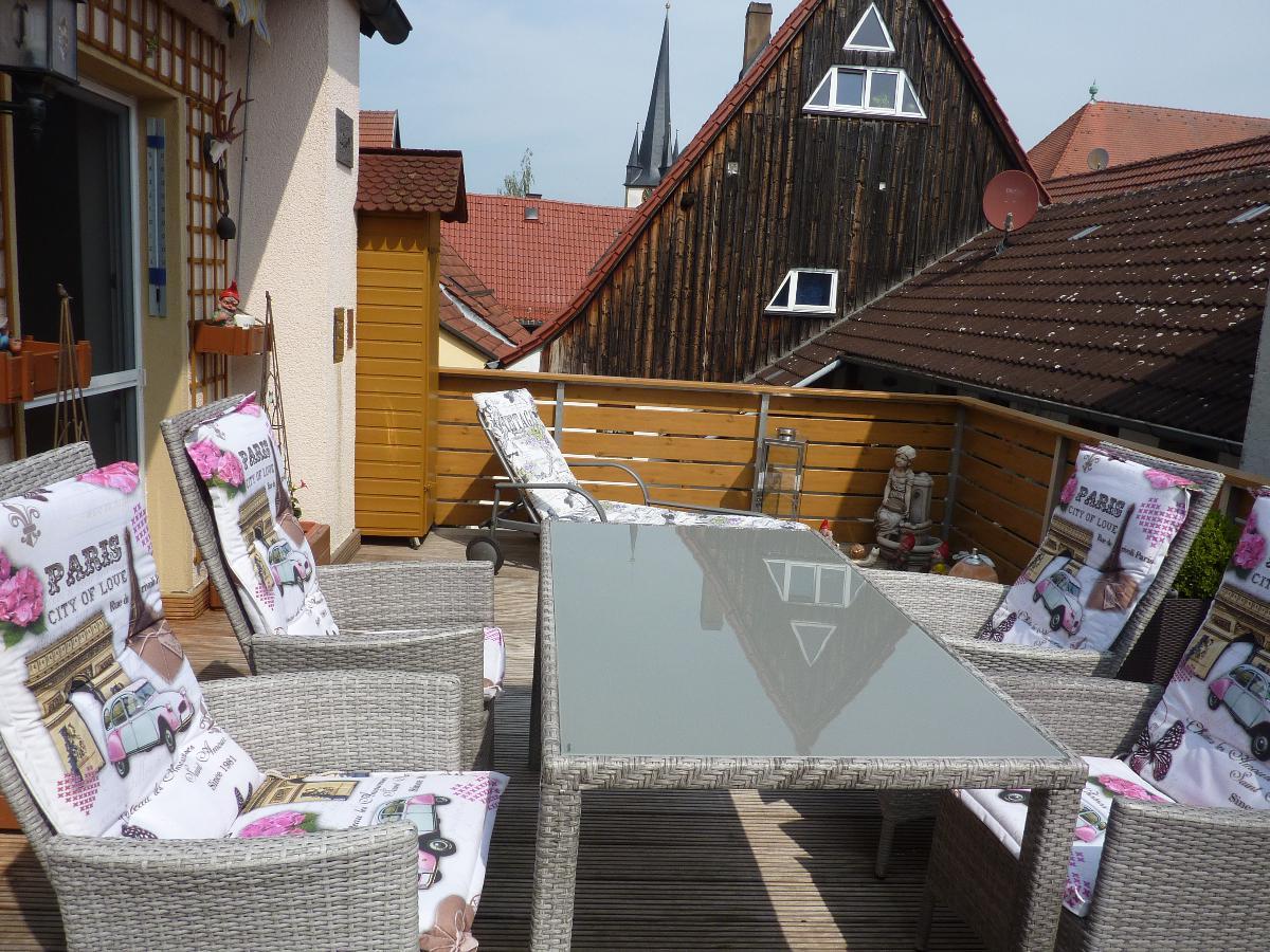 Ferienwohnung Pauline in Bad Staffelstein