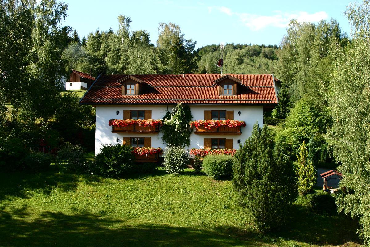 FW Haus Wildschütz in Frauenau