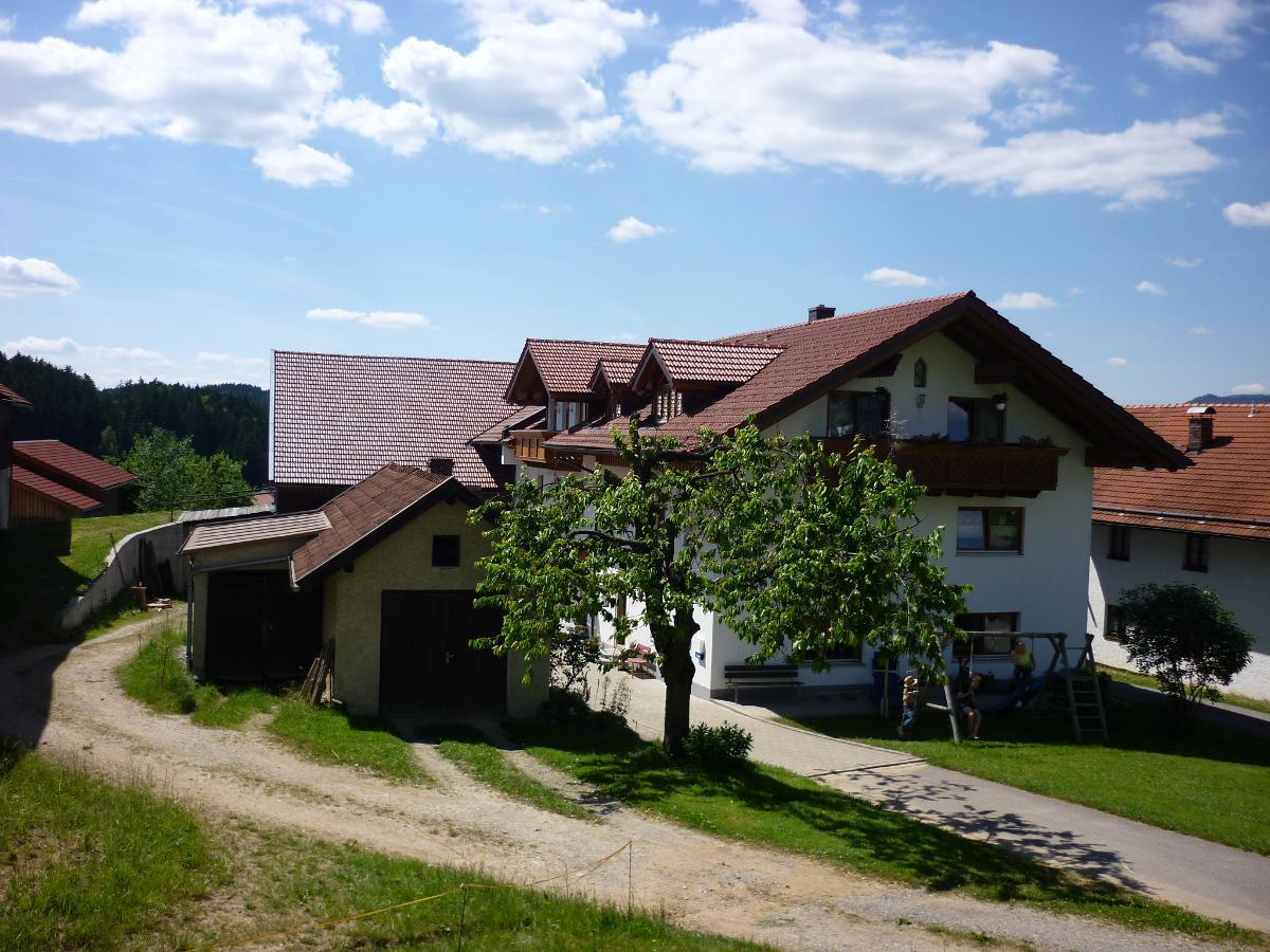 FW Ferienhof Mühl in Zwiesel