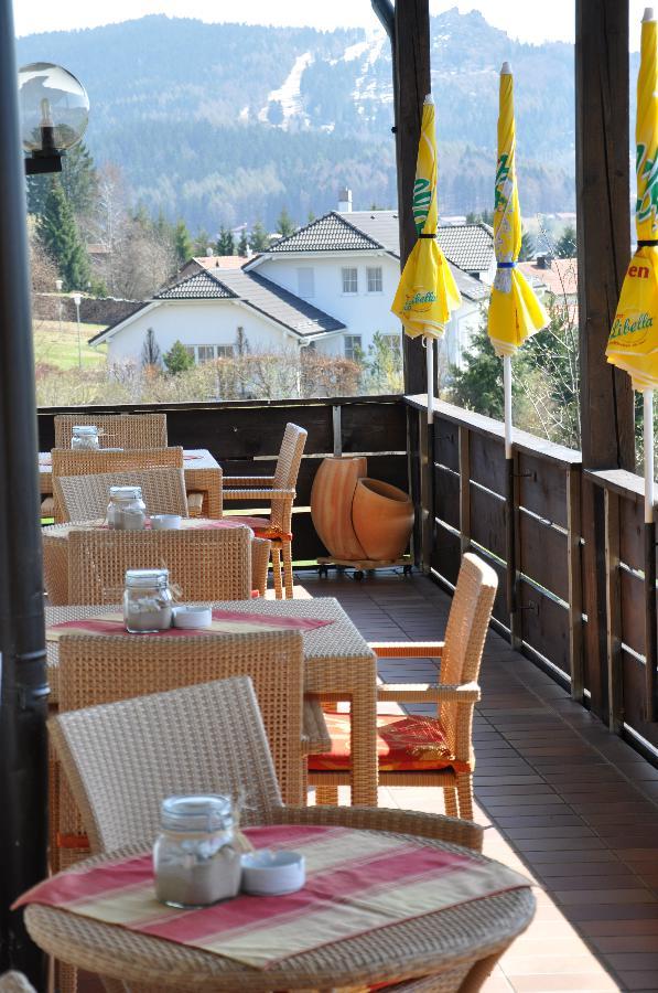 Wellness Ferienhotel Waldesruh in Bodenmais