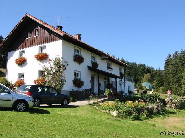 Ferienwohnung Penzkofer in Achslach