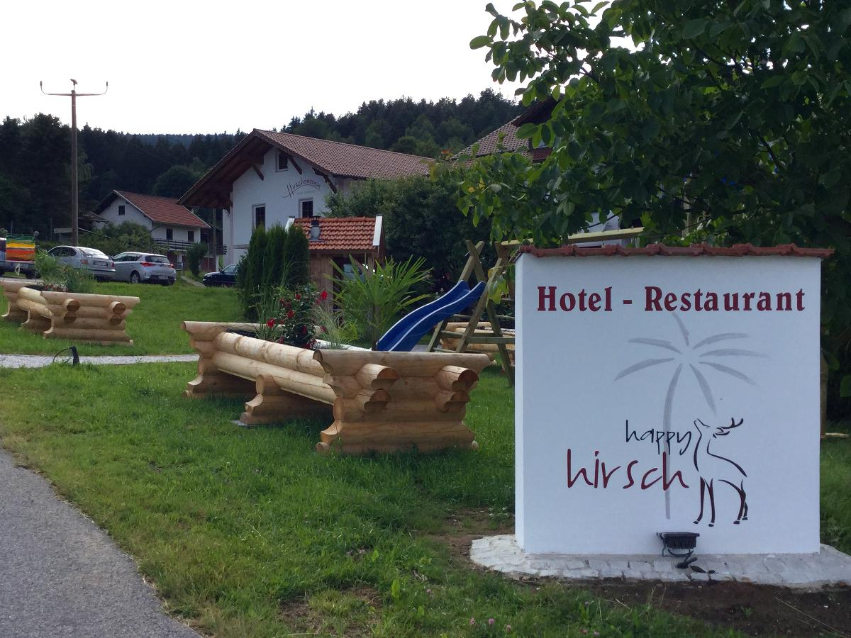 Hotel Hirschenstein - Happy Hirsch in Achslach