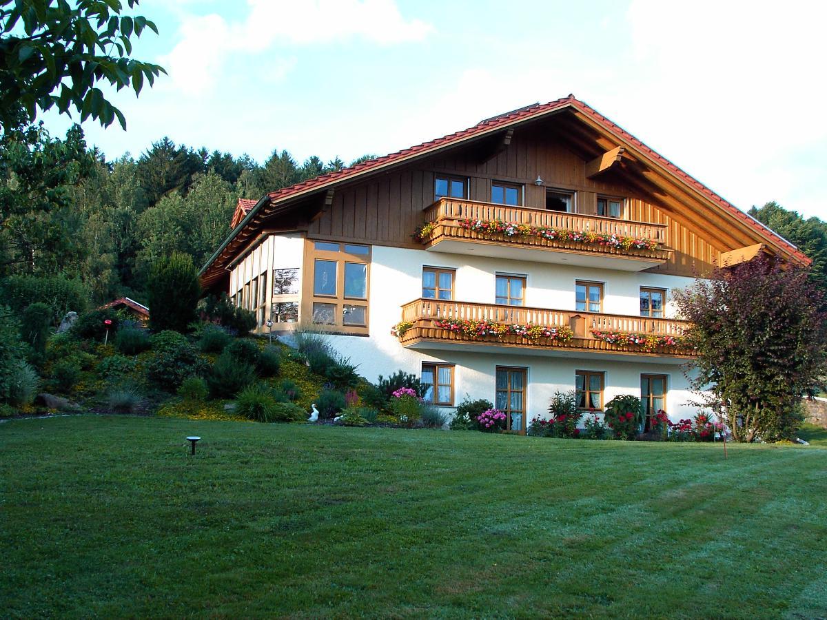 Fewo Moser in Kirchdorf i. Wald