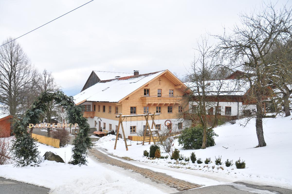 Schoffahanslhof in Arnbruck