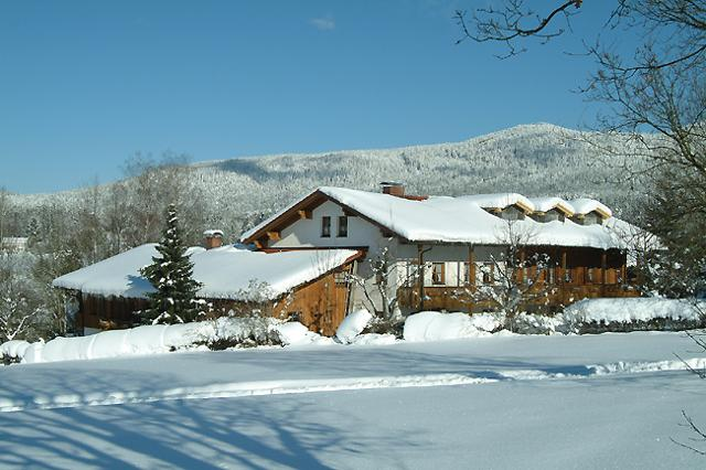 Pension Egner-Rieß in Arnbruck