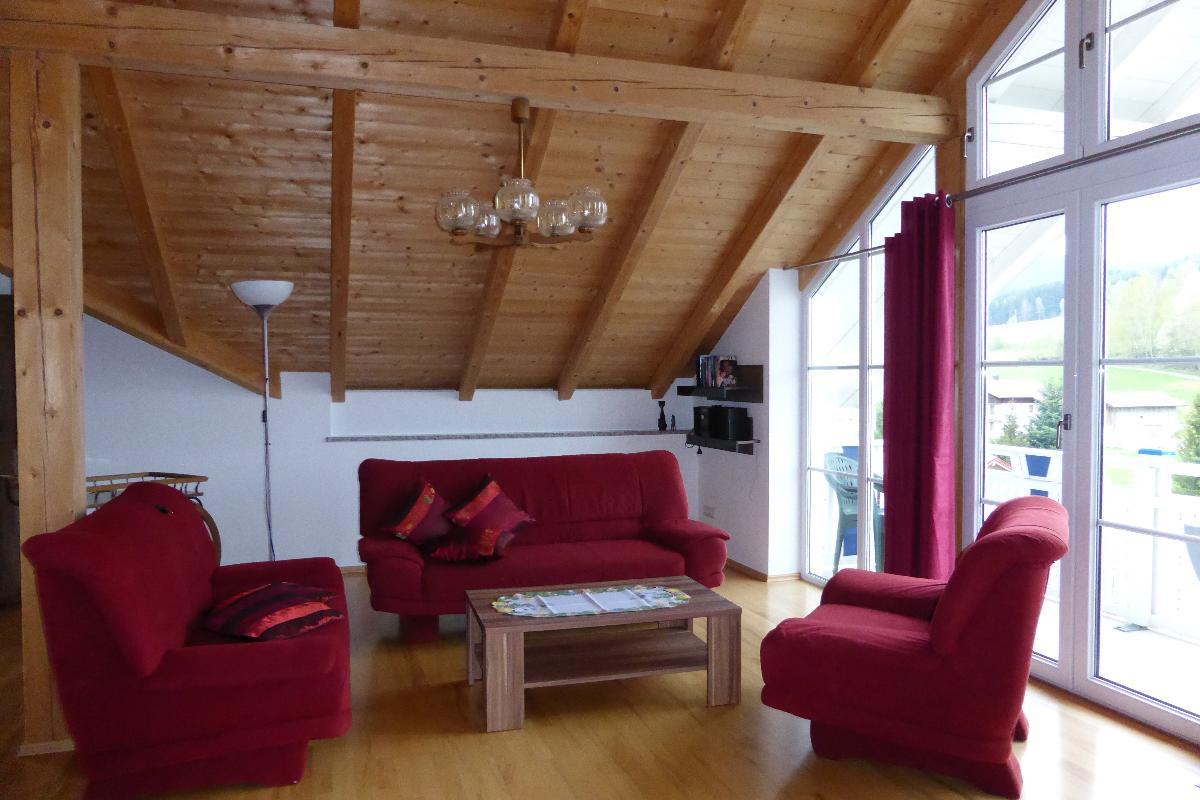 Ferienwohnung Schweikl Alice in Arnbruck