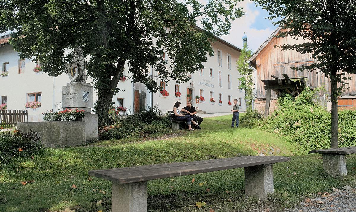 Landgasthof Unterschaffer in Arnbruck