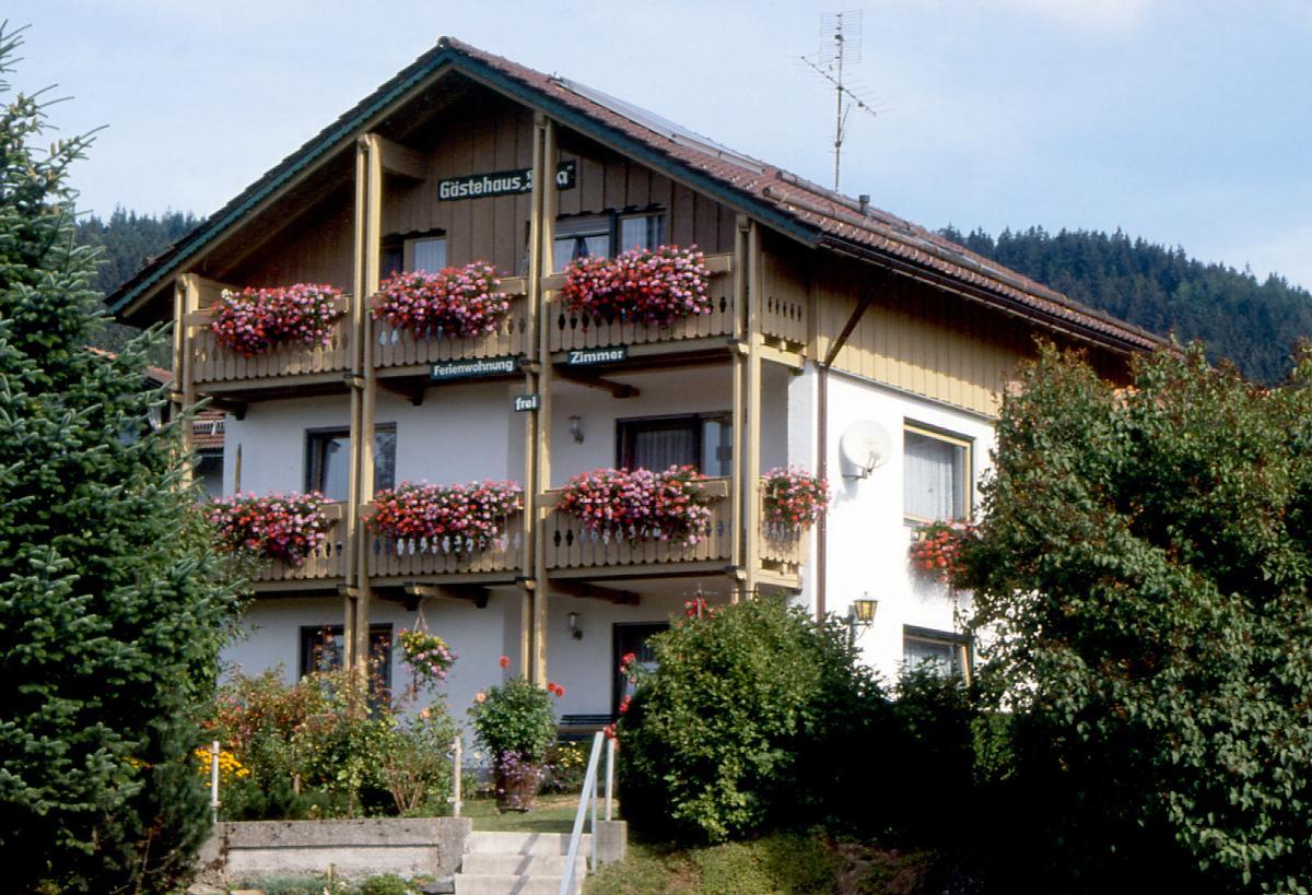 Gästehaus Rita in Bodenmais
