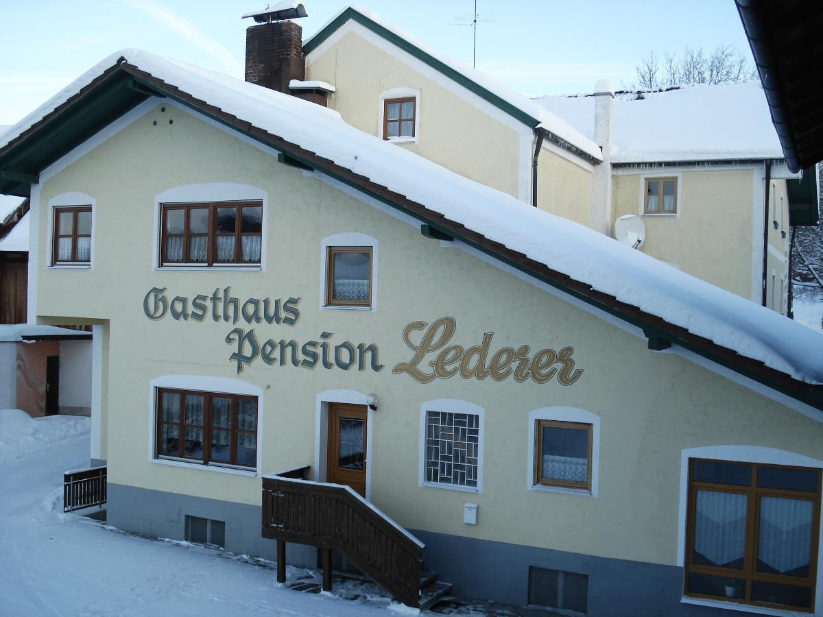 Pension Lederer in Arnbruck