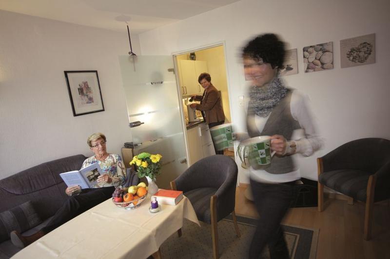 Appartement Haus Salzburg in Bad Füssing