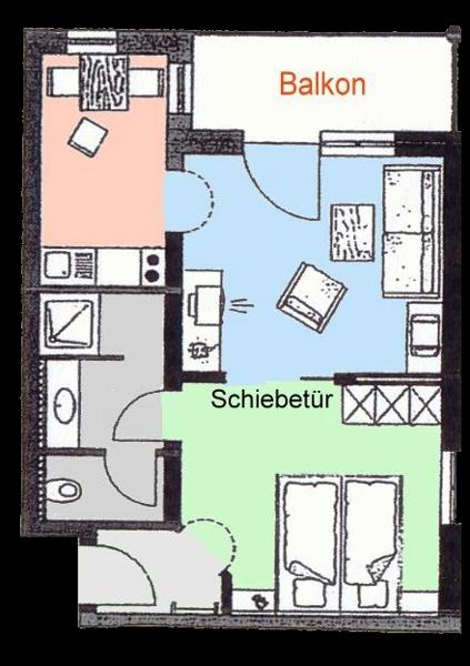 Appartementhaus St. Florian in Bad Füssing