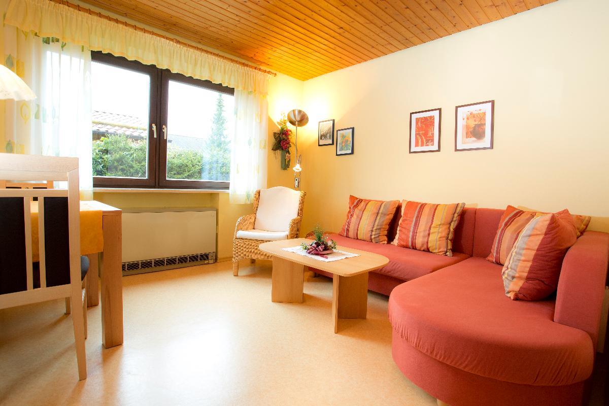 Ferienappartements mit Herz in Bischofsmais