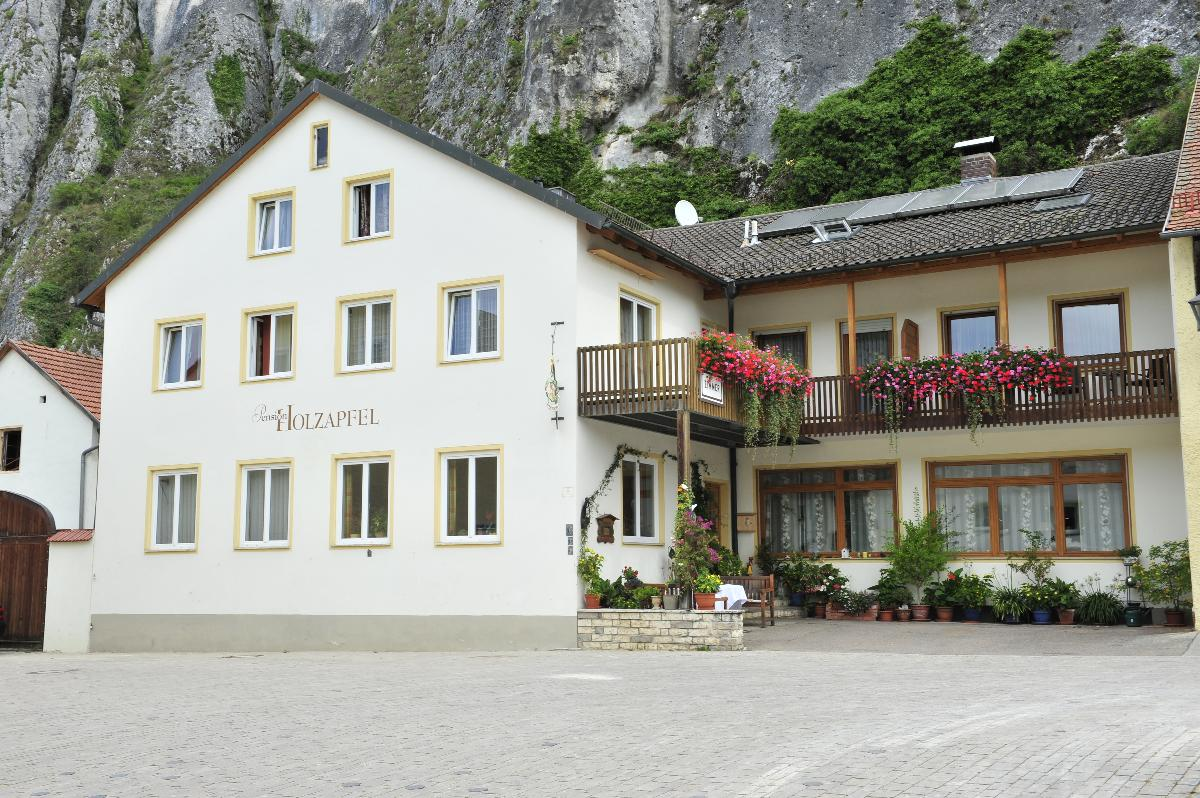 Pension Holzapfel in Essing