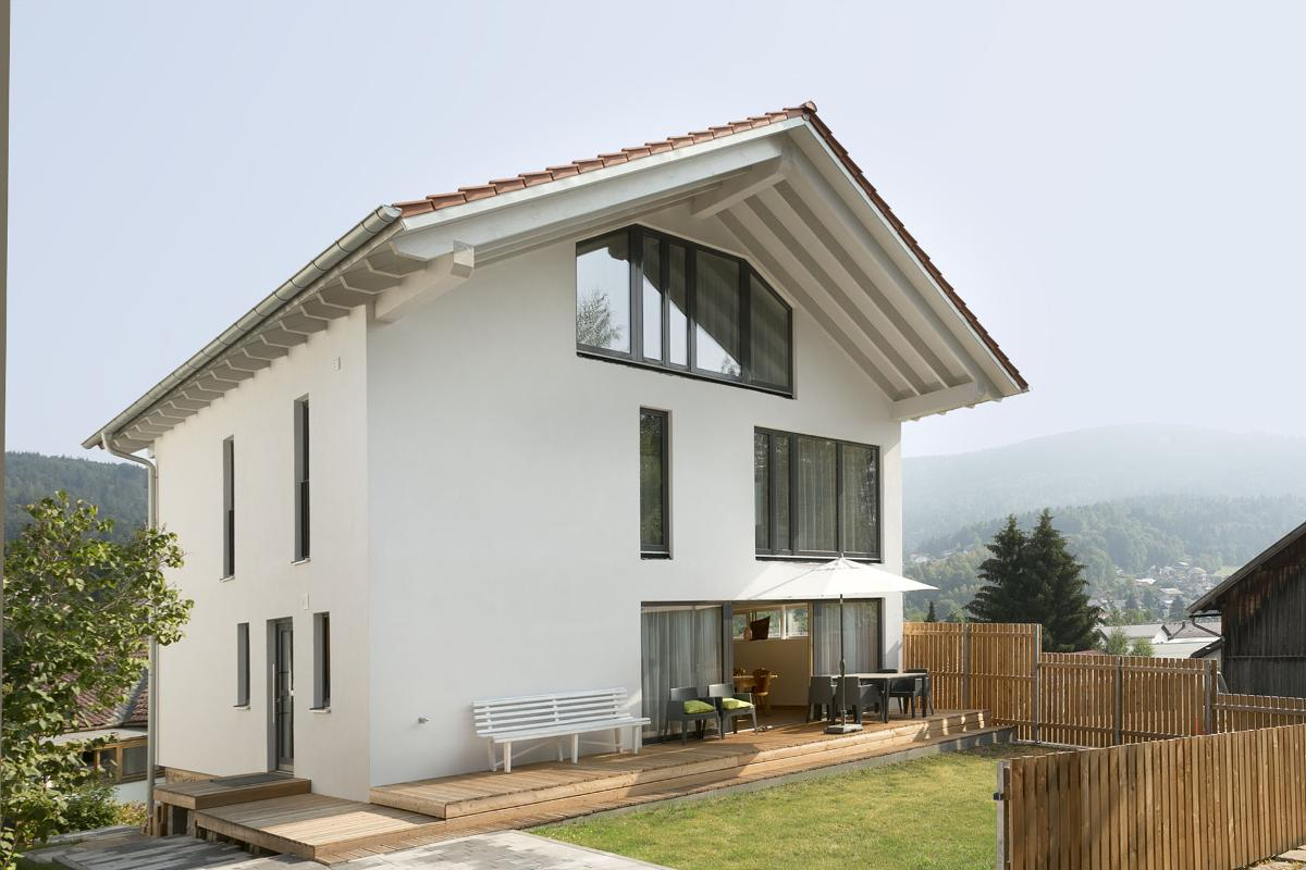 Haus Arberblick (Früchtl) in Bodenmais