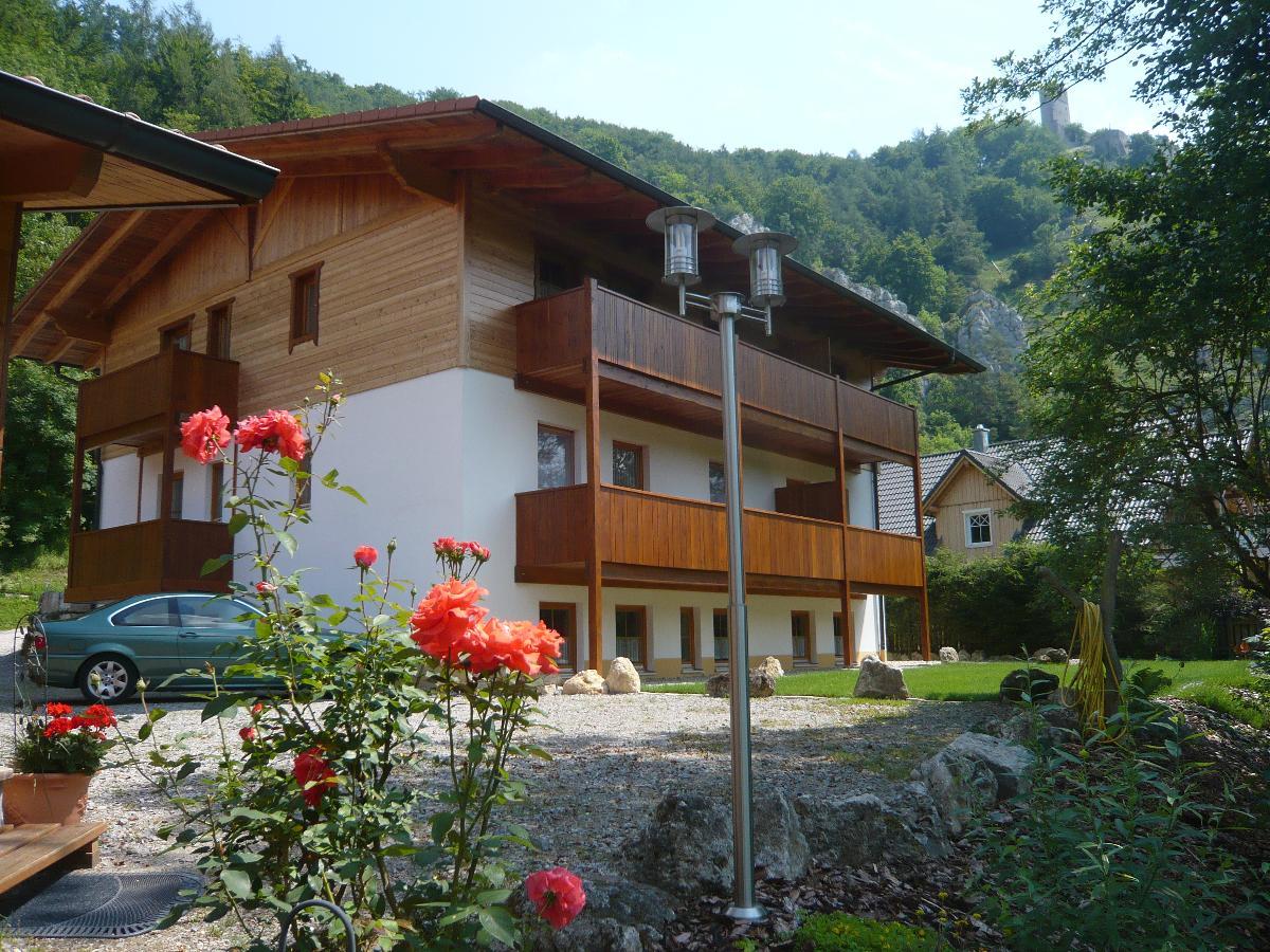 Gästehaus Regenbogen in Essing