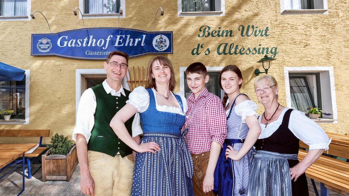 Gasthof Ehrl in Essing