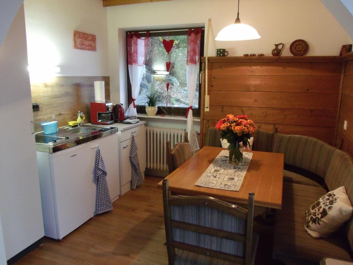 Ferienwohnung Kottulinsky in Bodenmais