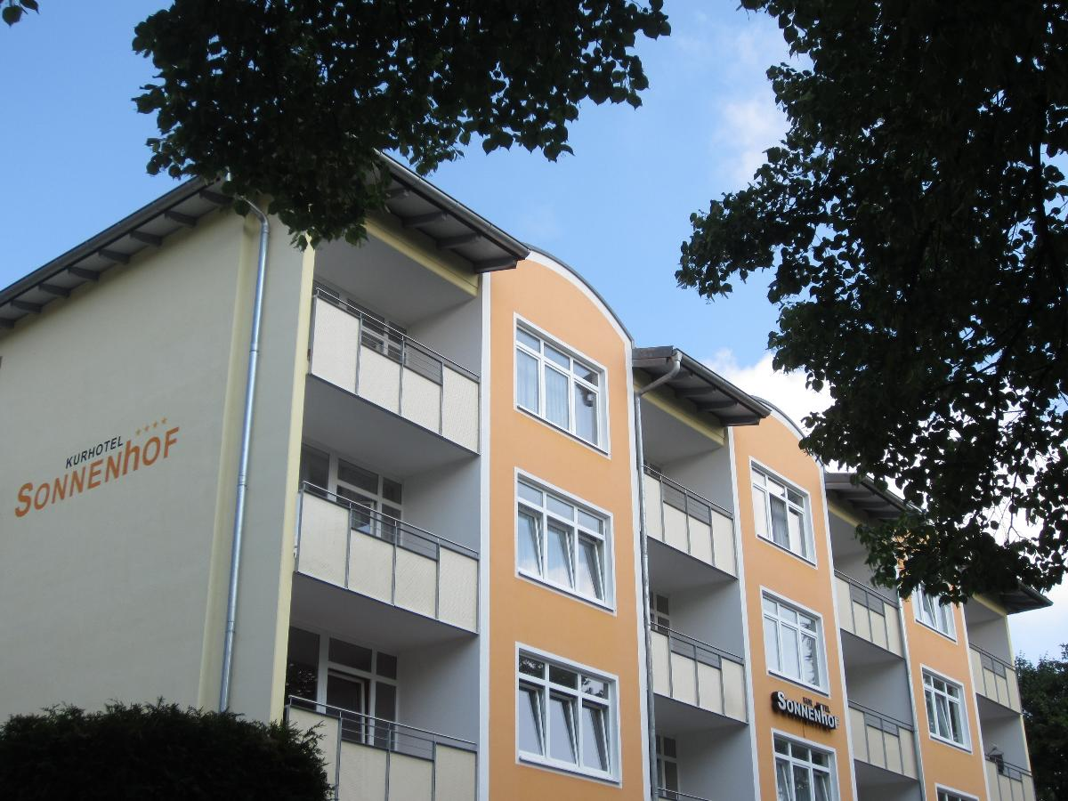 Kurhotel Sonnenhof in Bad Füssing
