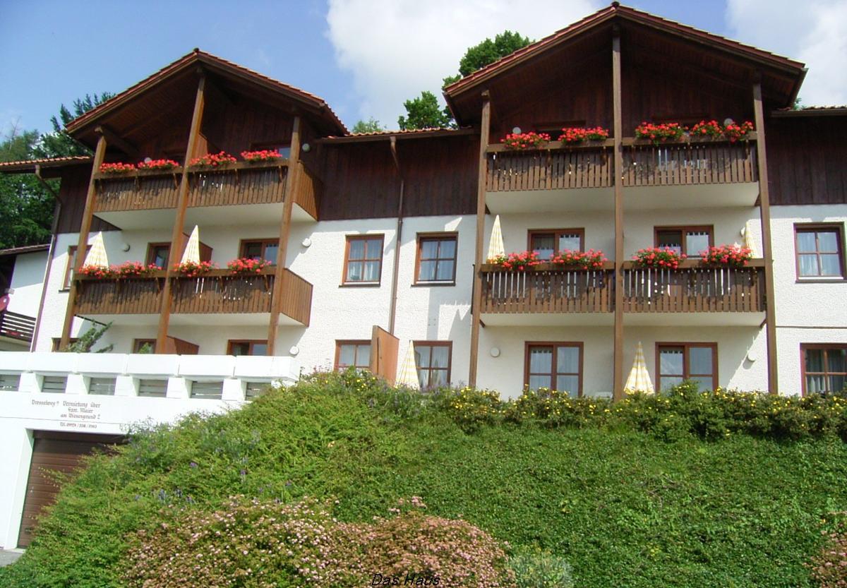 Landhaus Drosselweg Franke in Bodenmais
