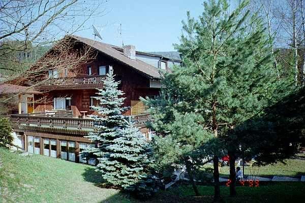 Hotel Ferien vom Ich in Neukirchen