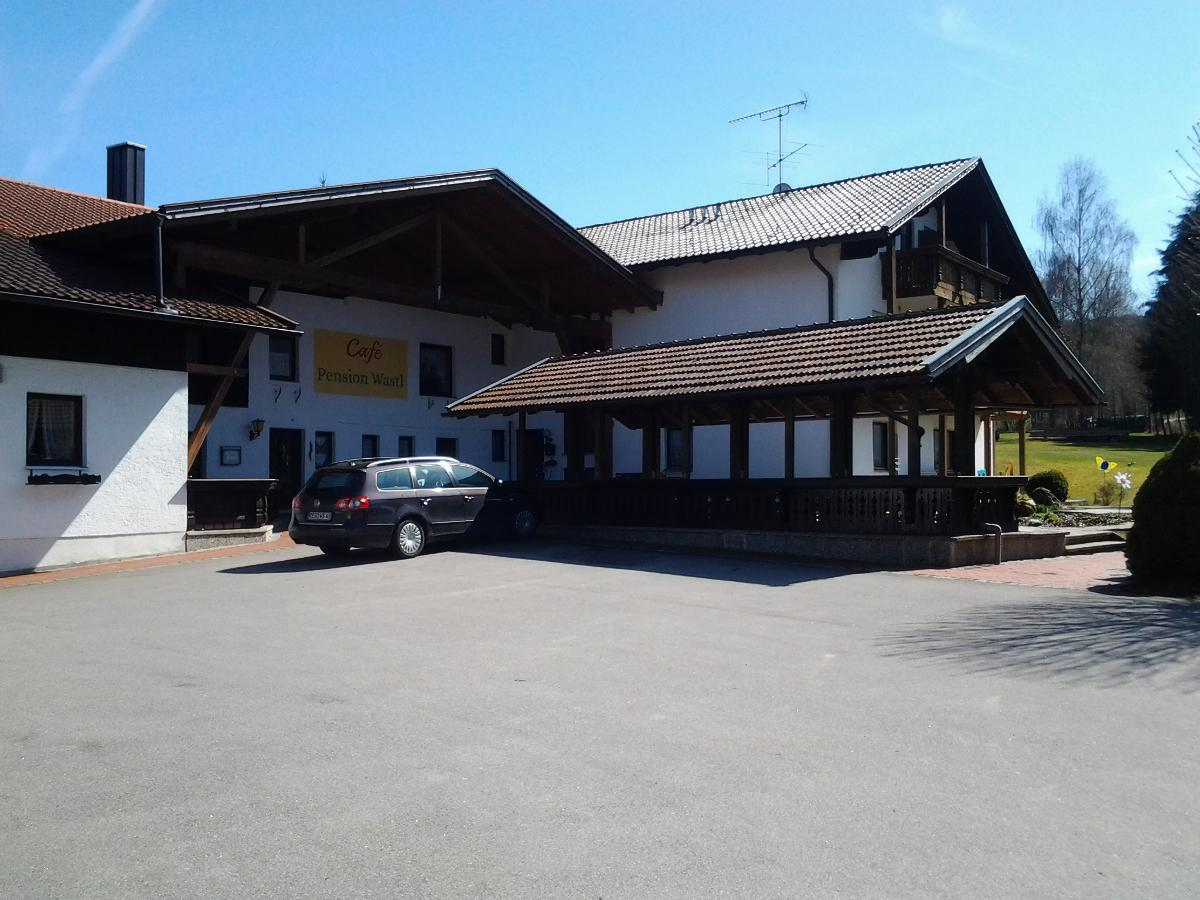 Cafe-Pension Wastl in Arnbruck
