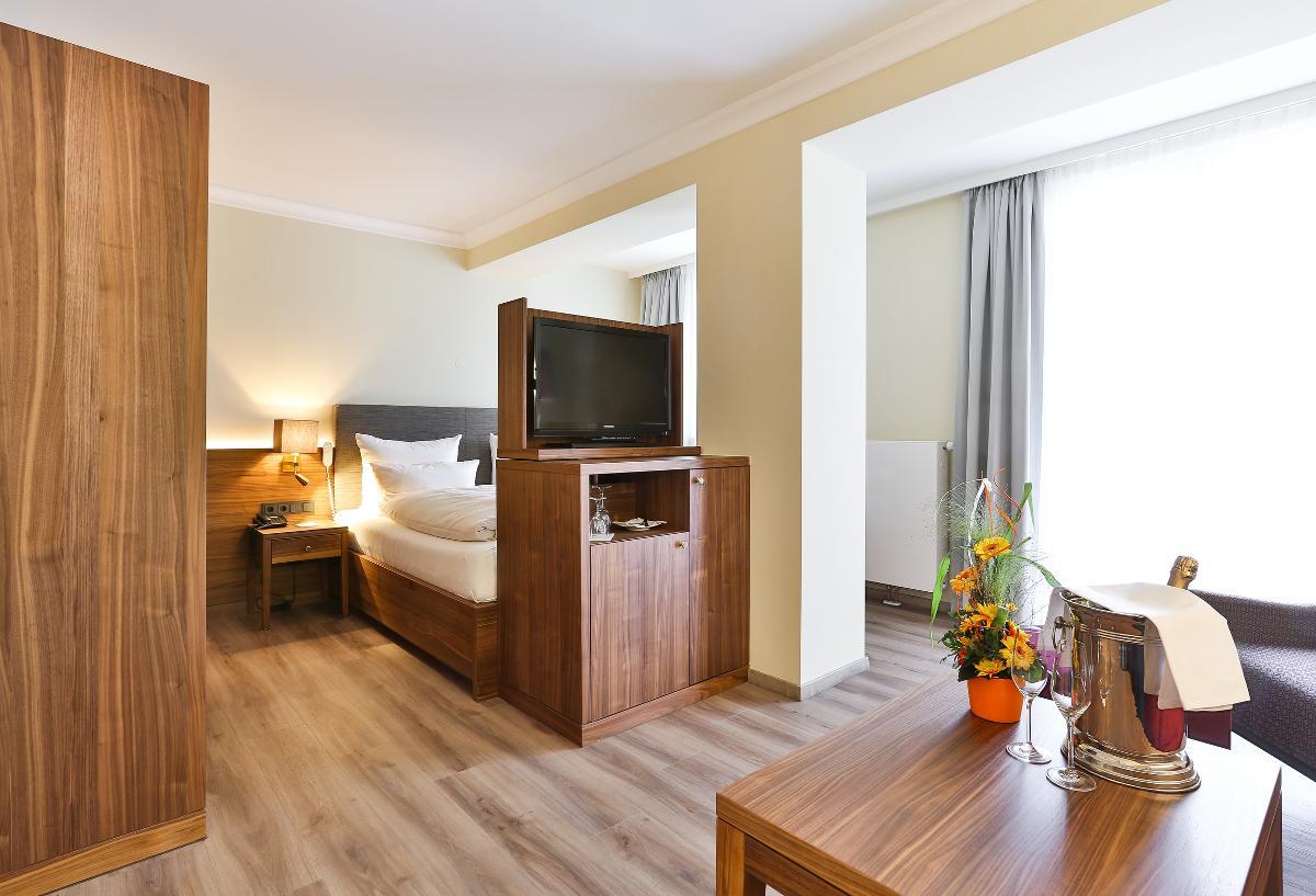 Hotel Holzapfel in Bad Füssing