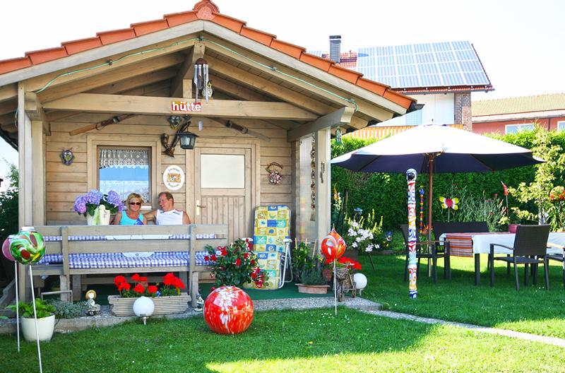 Am Glasgarten - Gästehaus Rainer in Bodenmais