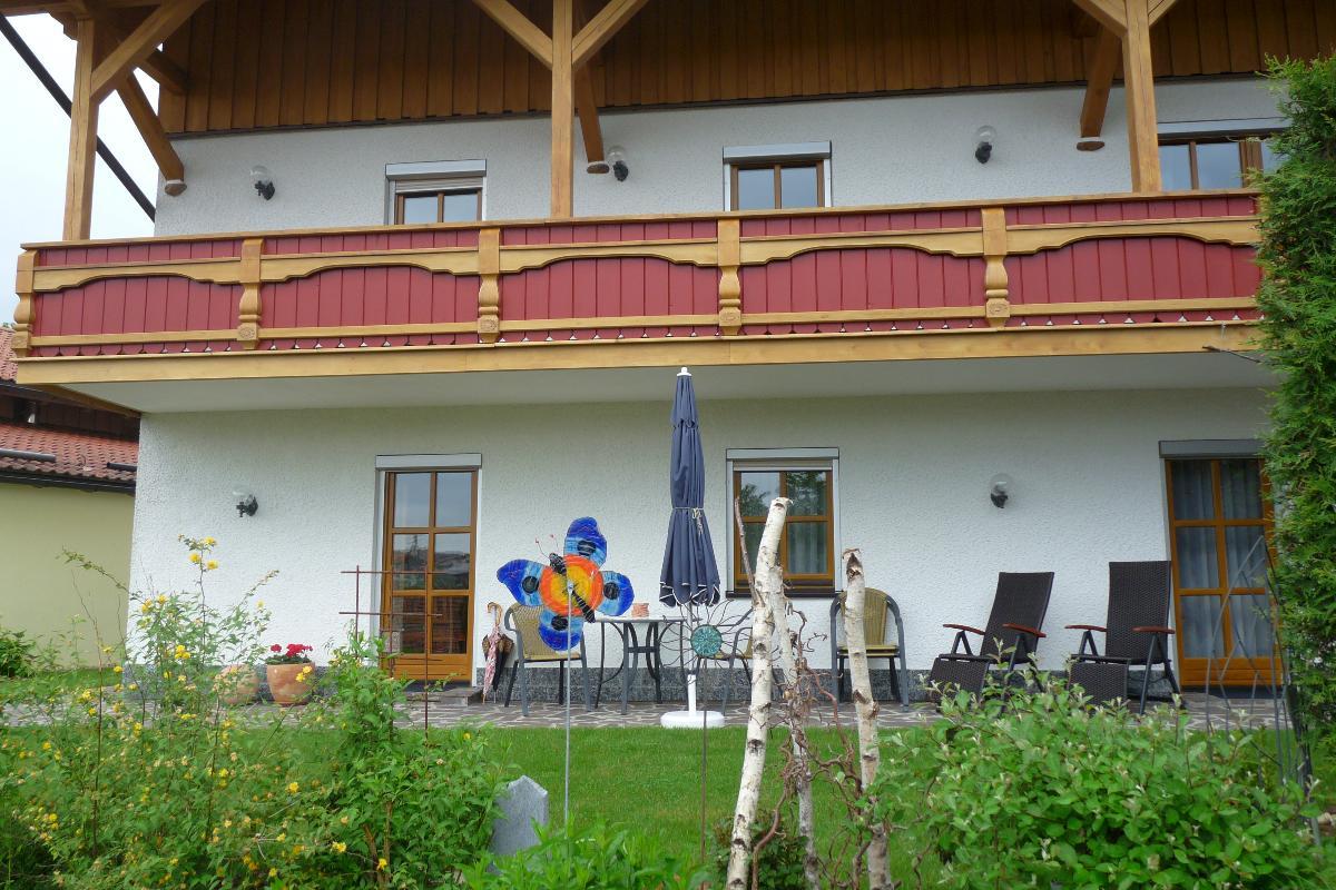 Ferienwohnung Ellerbeck in Bodenmais