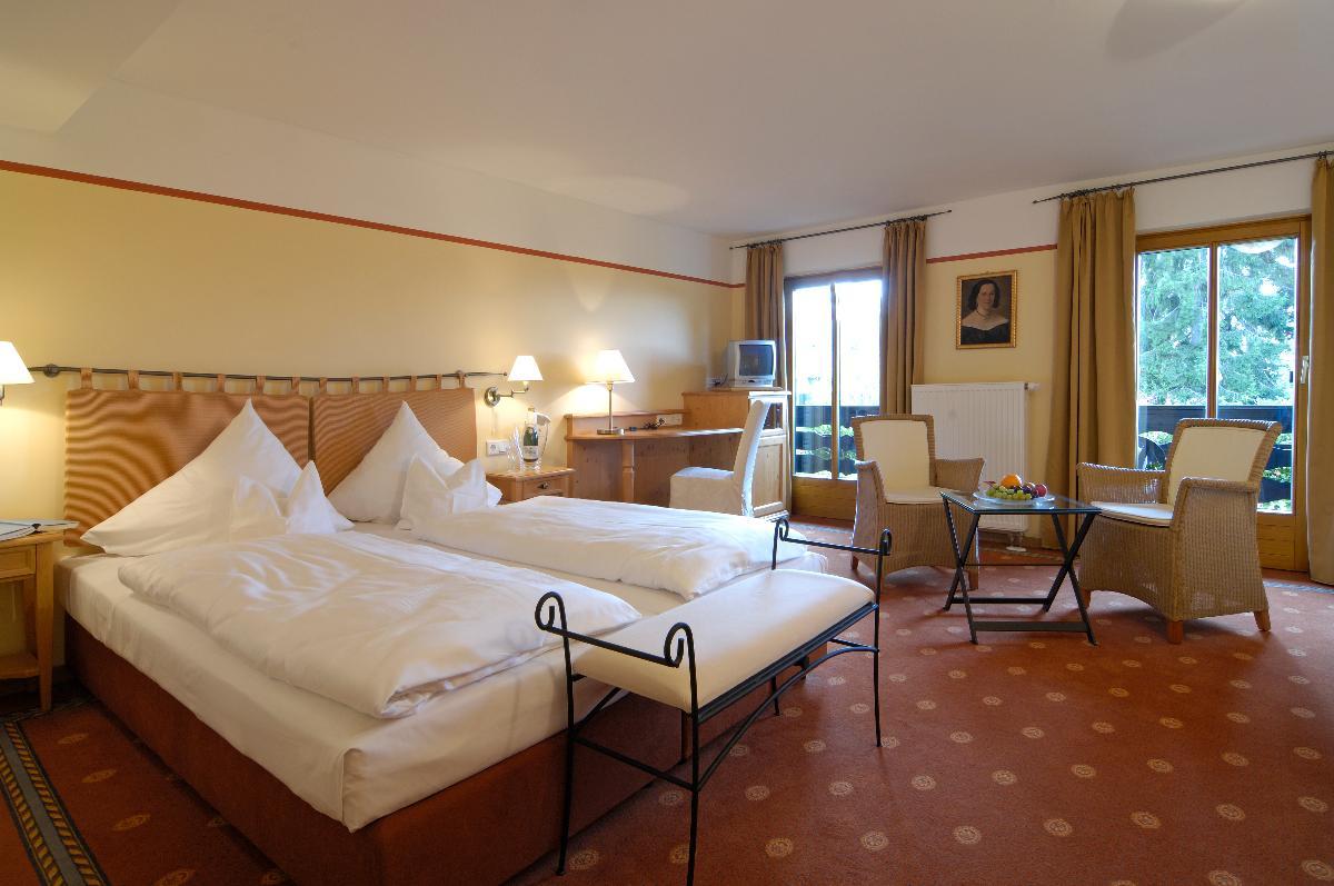 Hotel Gut Schmelmerhof in Sankt Englmar