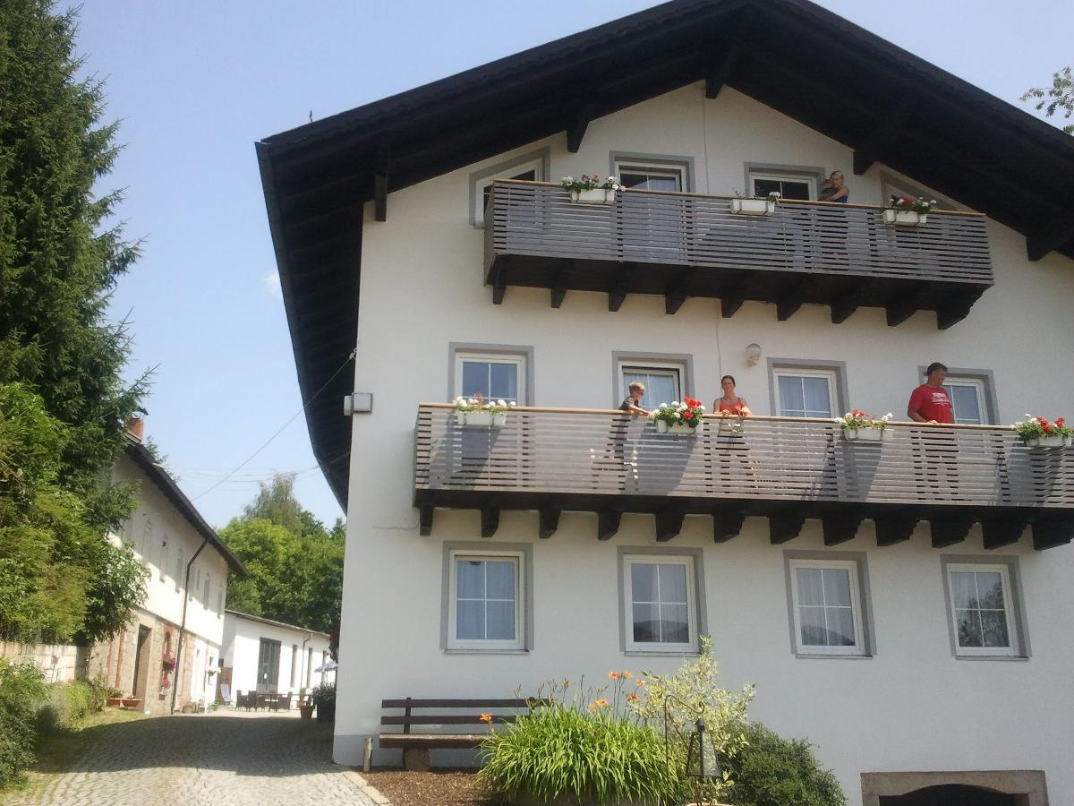 Ferienhof Gruber in Arnbruck