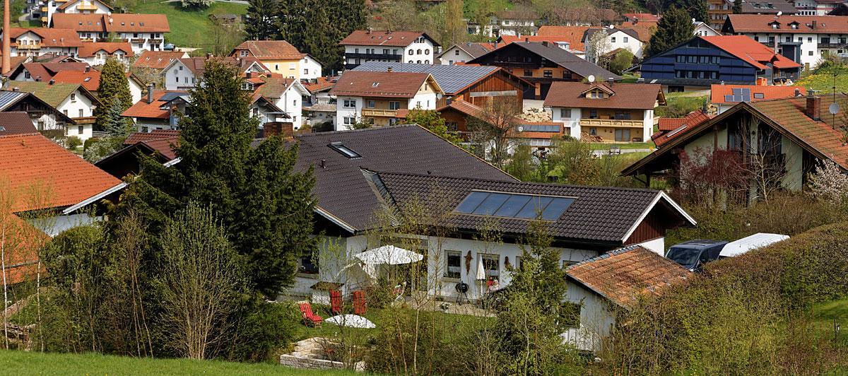 Haus am Silberbergbach in Bodenmais