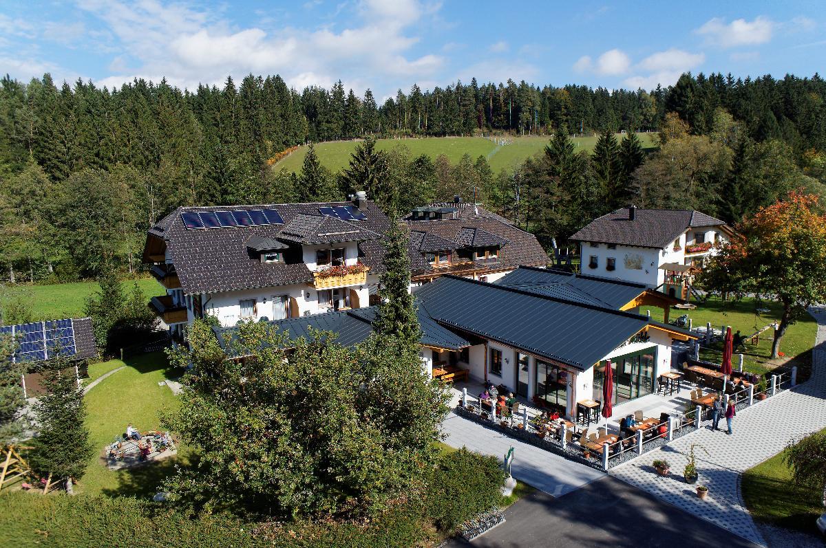 Einkehr zur Kleblmühle  in Grafenau