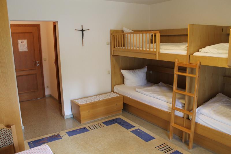 Caritas Haus Tannenhof in Sankt Englmar