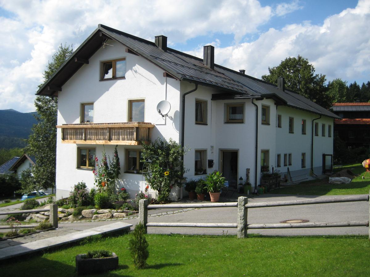 Pension zum Lusenblick  in Mauth
